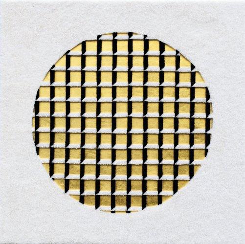 Lore Bert - Kreis im Quadrat