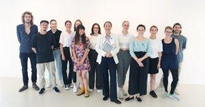 Teilnehmer des Projektes Experimente IV · 4 + 8