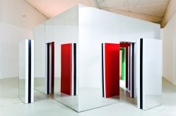 Ausstellung »Two Exploded Cabins for a Dialog«